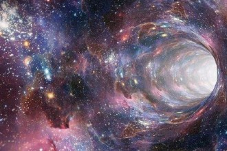 虫洞真的存在吗?爱因斯坦预言若被证实,宇宙规则将被改写