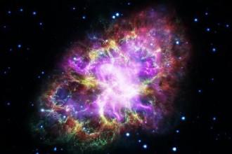 如果两个宇宙高级文明在太空中打战,人类可以观测到吗