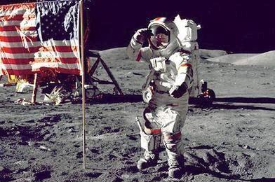 美国在40年前还能登月,现在为啥不行了?