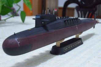 中国第一艘核潜艇技术,竟是从美国玩具上偷的师?说了你都不敢信