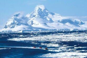 南极有可能是外星人基地,地球已经被监视