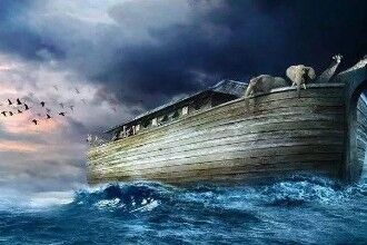探秘淹没在千年积雪下的诺亚方舟
