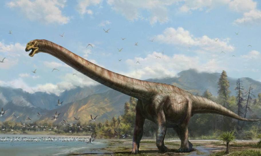 为什么远古动物体型都很大?什么原因造成的呢?