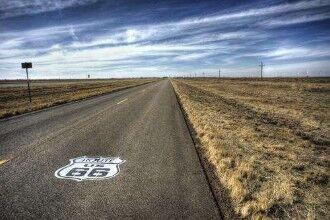 美国66号死亡公路