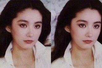 AI修复林青霞旧照:美得不可理喻